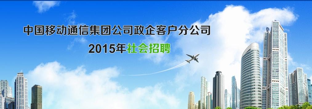 中国移动通信集团公司政企客户分公司